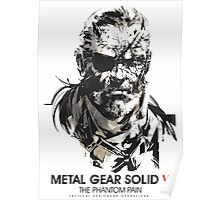 Metal gear Solid V Poster