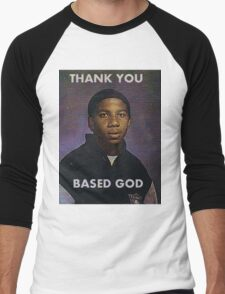 Based God Men's Baseball ¾ T-Shirt