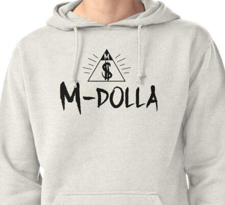 Hip Hop Fashion Design Pullover Hoodie