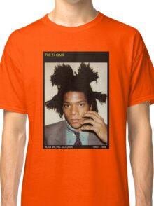 BASQUIAT-THE 27 CLUB Classic T-Shirt