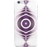 Surface Waves - Purple iPhone Case/Skin