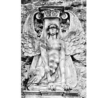 The Winged Beast Photographic Print