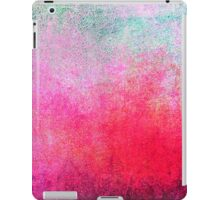 Abstract Lovely Colorful iPad Case Cool New Grunge Texture iPad Case/Skin