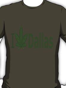 0020 I Love Dallas T-Shirt