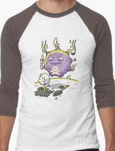 Carbon Koffsetting Men's Baseball ¾ T-Shirt