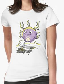Carbon Koffsetting Womens Fitted T-Shirt