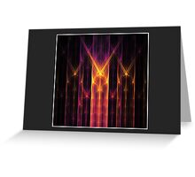 """""""Keeper of the Gate"""" (6x4 card version) Greeting Card"""