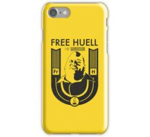 Free Huell iPhone Case/Skin