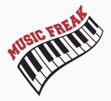 Music Freak Design by Style-O-Mat