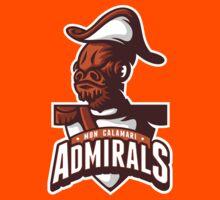 Mon Calimari Admirals Kids Clothes