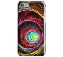 Tunnel of Lights iPhone Case/Skin