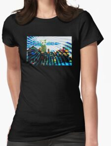 Compersion Womens Fitted T-Shirt