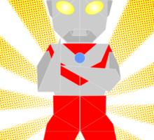 Origami Ultraman Sticker