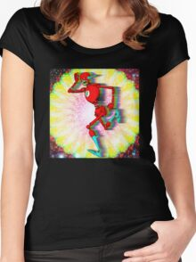 Tinnitus Voibes Women's Fitted Scoop T-Shirt