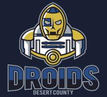 Desert County Droids Kids Clothes