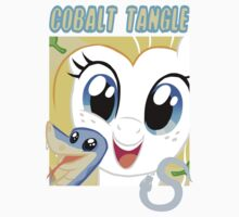 Cobalt Tangle by Centch