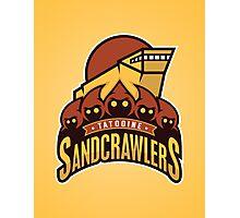 Tatooine SandCrawlers Photographic Print