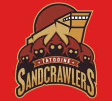 Tatooine SandCrawlers Kids Clothes