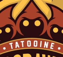 Tatooine SandCrawlers Sticker