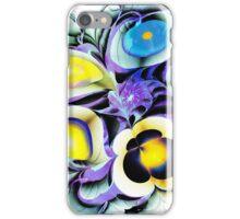 Viola Tricolor iPhone Case/Skin