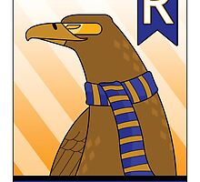 Ravenclaw Eagle (book version) by makoshark