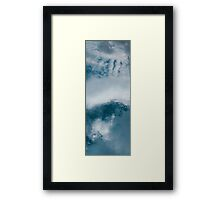©HCS Vertical Shift I Framed Print