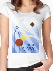 Quidditch World Cup 2014 Women's Fitted Scoop T-Shirt