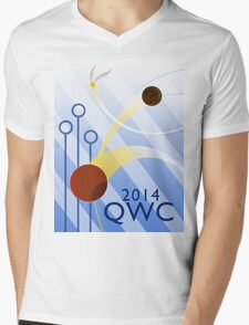 Quidditch World Cup 2014 Mens V-Neck T-Shirt