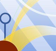 Quidditch World Cup 2014 Sticker