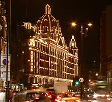 Harrods, London by PhotosByG