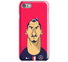 Zlatan iPhone Case/Skin