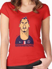 Zlatan Women's Fitted Scoop T-Shirt