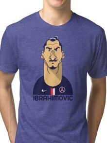 Zlatan Tri-blend T-Shirt