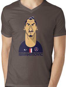 Zlatan Mens V-Neck T-Shirt