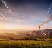 Boulby Potash Mine by Darren Allen