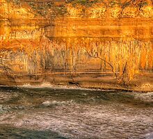 Carved by Wind And Sea - Twelve Apostles National Park - The HDR Experience by Philip Johnson