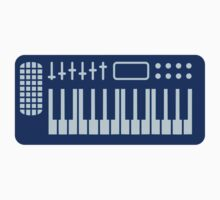 Keyboard Piano Design by Style-O-Mat