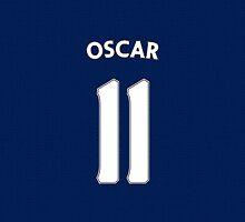Chelsea - Oscar (11) by Thomas Stock