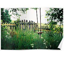 Alenka's Garden Poster
