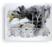 Wilderness Road Canvas Print