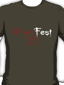 Slayer fest '98 T-Shirt