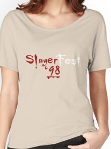 Slayer fest '98 Women's Relaxed Fit T-Shirt
