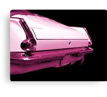 Old Boy (pink) Canvas Print