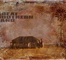 Australia - Great Southern Land by lindy sherwell