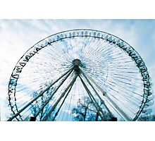 Carousel I. Photographic Print