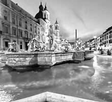Piazza Navona by Adrian Alford Photography