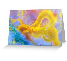 Golden Dragon (Fancy Jasper) Greeting Card
