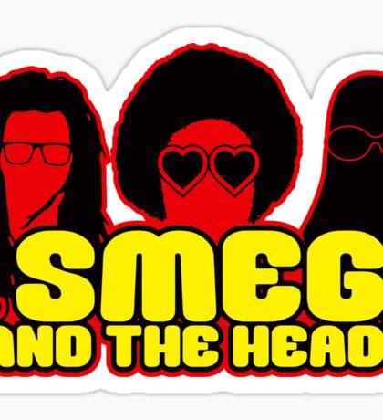 Smeg And The Heads Sticker