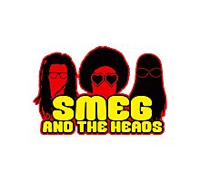 Smeg And The Heads Photographic Print