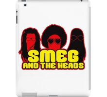 Smeg And The Heads iPad Case/Skin
